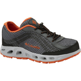 Columbia Drainmaker IV Shoes Kids graphite/tangy